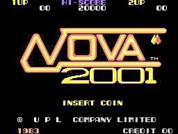 NOVA 2001 (ARC)  © UPL 1983   1/4