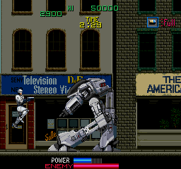 RoboCop (ARC)  © Data East 1988   1/4