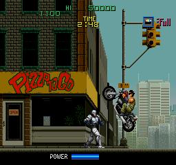 RoboCop (ARC)  © Data East 1988   4/4