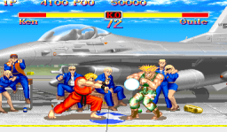 Super Street Fighter II (ARC)  © Capcom 1993   2/4