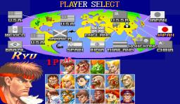 Super Street Fighter II (ARC)  © Capcom 1993   3/4