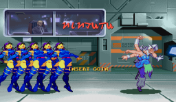 X-Men: Children Of The Atom (ARC)  © Capcom 1994   3/9