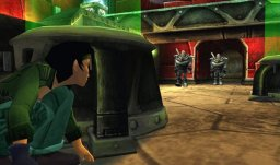 Beyond Good & Evil (XBX)   © Ubisoft 2003    2/6