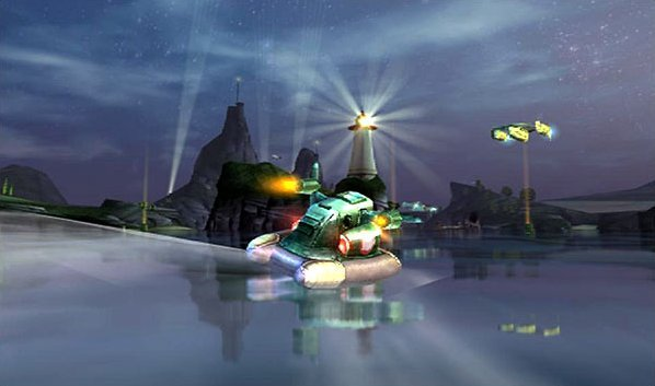 Beyond Good & Evil (XBX)   © Ubisoft 2003    5/6