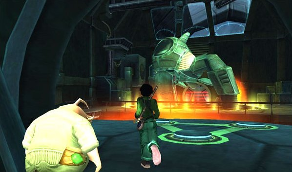 Beyond Good & Evil (XBX)   © Ubisoft 2003    6/6