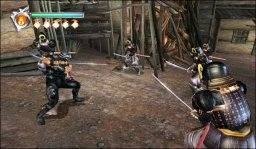 Ninja Gaiden (2004) (XBX)  © Tecmo 2004   1/3
