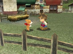 Harvest Moon: A Wonderful Life (GCN)   © Ubisoft 2003    1/7