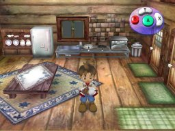 Harvest Moon: A Wonderful Life (GCN)   © Ubisoft 2003    2/7