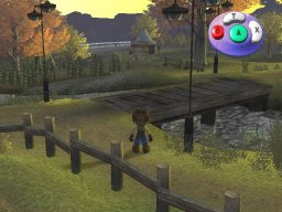 Harvest Moon: A Wonderful Life (GCN)   © Ubisoft 2003    3/7