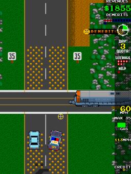 A.P.B. (ARC)  © Atari Games 1987   2/3