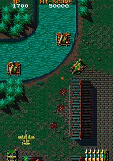 Fighting Hawk (ARC)  © Taito 1988   2/4