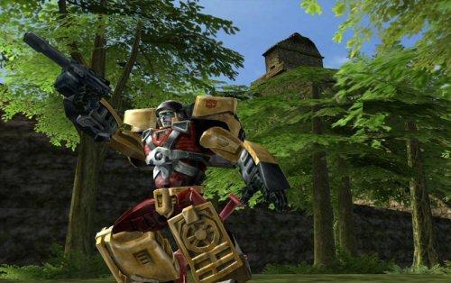Transformers (2004) (PS2)  © Atari 2004   4/6