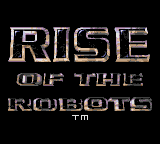 Rise Of The Robots (GG)   © Time Warner 1995    1/2