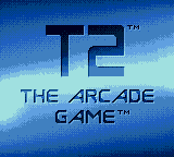 T2: The Arcade Game (GG)  © Acclaim 1993   1/2