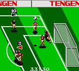World Cup Soccer (GG)  © Tengen 1993   3/3