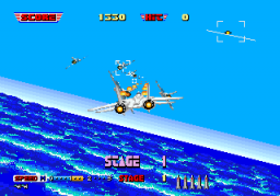 After Burner (32X)   © Sega 1995    1/4