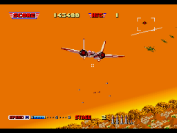 After Burner (32X)   © Sega 1995    4/4