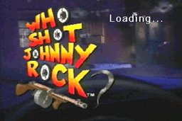 Who Shot Johnny Rock? (3DO)   © Origin 1995    1/3