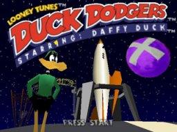 Duck Dodgers (N64)  © Infogrames 2000   1/3