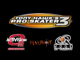 Tony Hawk's Pro Skater 3 (N64)  © Activision 2002   1/4