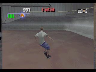 Tony Hawk's Pro Skater 3 (N64)  © Activision 2002   4/4