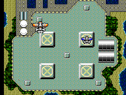 Scramble Spirits (SMS)  © Sega 1989   2/6