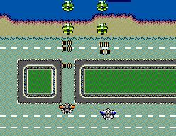 Scramble Spirits (SMS)  © Sega 1989   6/6