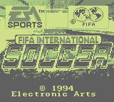 FIFA International Soccer (GB)  © Malibu 1995   1/3