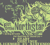 Fist Of The North Star (GB)   © Electro Brain 1989    1/3