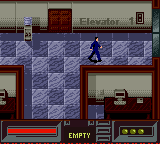 007: The World Is Not Enough (GBC)   © EA 2001    2/3