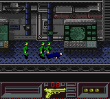 007: The World Is Not Enough (GBC)   © EA 2001    3/3