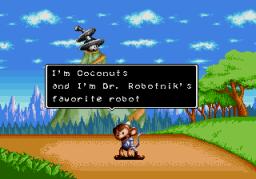 Dr. Robotnik's Mean Bean Machine (SMD)  © Sega 1993   3/6