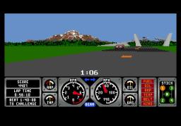 Hard Drivin' (SMD)  © Atari Games 1990   3/3