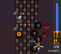 Phelios (SMD)  © Namco 1990   2/3
