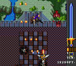 Phelios (SMD)  © Namco 1990   3/3