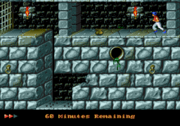 Prince Of Persia (SMD)  © Domark 1993   2/3