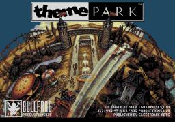 Theme Park (SMD)  © EA 1995   1/3