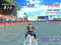 Surf Rocket Racers (DC)  © CRI 2000   1/3