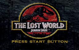 The Lost World: Jurassic Park (DreamWorks)  © EA 1997  (SS)   1/3