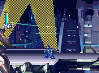 Mega Man X4 (SS)  © Capcom 1997   4/4
