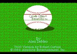 Pete Rose Baseball (7800)  © Absolute 1989   1/3