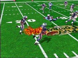 NFL Blitz 2001 (PS1)  © Midway 2000   1/3