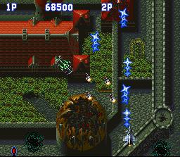 Aero Fighters (SNES)  © Video System 1993   2/5