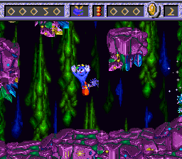 Izzy's Quest For The Olympic Rings (SNES)  © U.S. Gold 1994   3/3