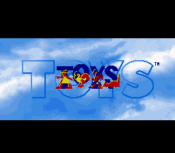 Toys (SNES)  © Absolute 1993   1/3