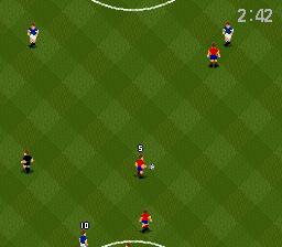 World Cup USA '94 (SNES)   © U.S. Gold 1994    3/3