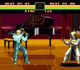 Art Of Fighting (PCCD)  © Hudson 1994   3/4