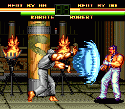 Art Of Fighting (PCCD)  © Hudson 1994   4/4