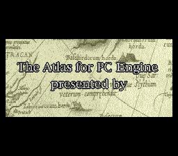 The Atlas: Renaissance Voyager (PCCD)  © ArtDink 1994   1/4