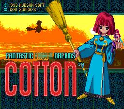 Cotton (PCCD)  © Hudson 1993   1/7